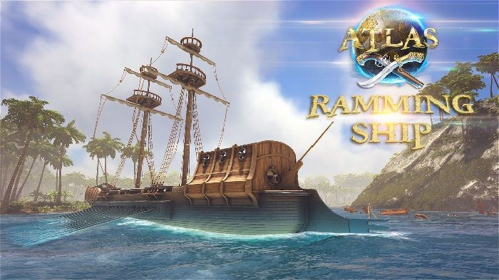 Atlas' Ramming Ship and Holiday Patch Now Live