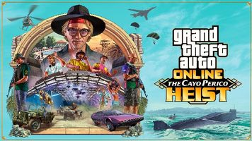 GTA Online's 'The Cayo Perico Heist' Receives a New Trailer