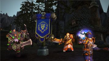 World of Warcraft Battlegrounds Weekly Event Underway