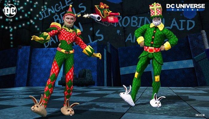 DC: Universe Online - Mi lista de deseos de Navidad para 2020