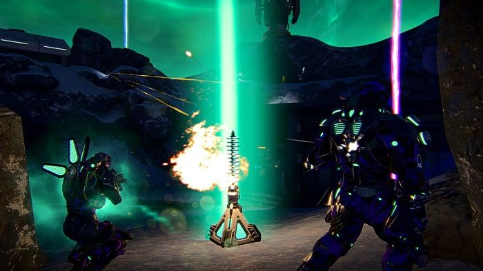 Planetside 2 Releases Auraximas Holiday Patch to PTS - Soon headed to Live