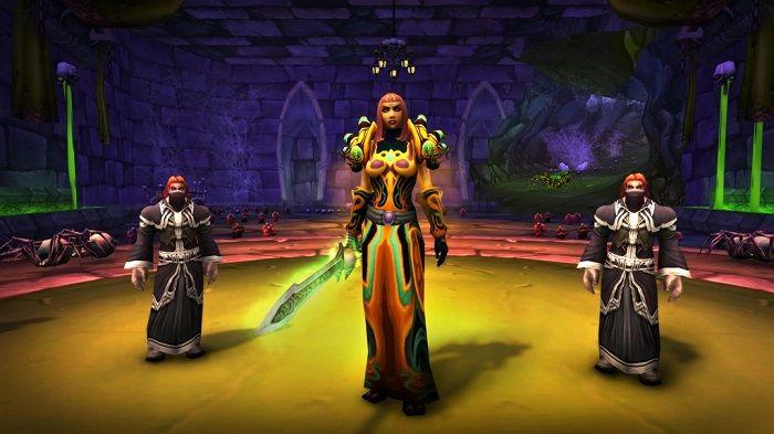PSA: el servicio gratuito de transferencia de personajes de World of Warcraft finaliza el 17 de diciembre