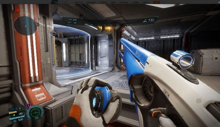 Elite Dangerous Odyssey Dev Diary Shows Off First Person Combat