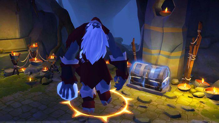 Su tío Frost visita Albion Online, además de una actualización de fin de año de Sandbox Interactive