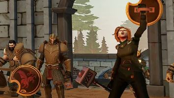 Disciplines Get Tweaked in Crowfall Test Patch