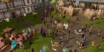 RuneScape Dev Blog Looks at Year In Review