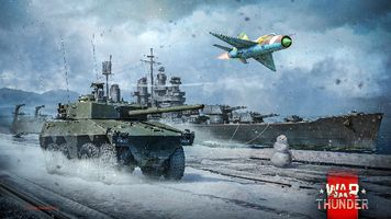 Operation WINTER Is Underway in War Thunder