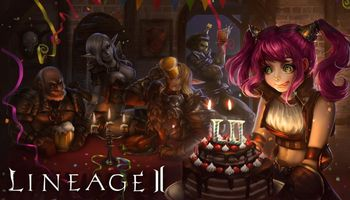 Lineage 2 Celebrates Its Anniversary! (SPONSORED)