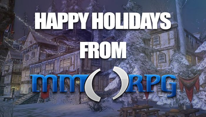 Happy Holidays From MMORPG.com