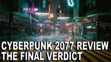Cyberpunk 2077 PC Review