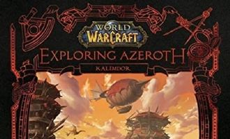 New Official World of Warcraft Book Explores Kalimdor