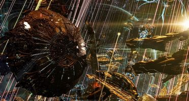 EVE Online Massacre of M2-XFE Breaks Records Over the Holiday