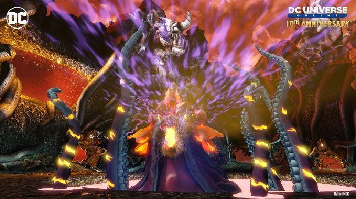 Мероприятие, посвященное 10-летию DC Universe Online, начинается |  MMORPG.com