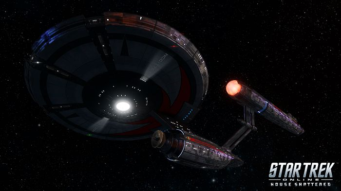 Star Trek Online's House Shattered Update is Now Available on PS4 and Xbox One