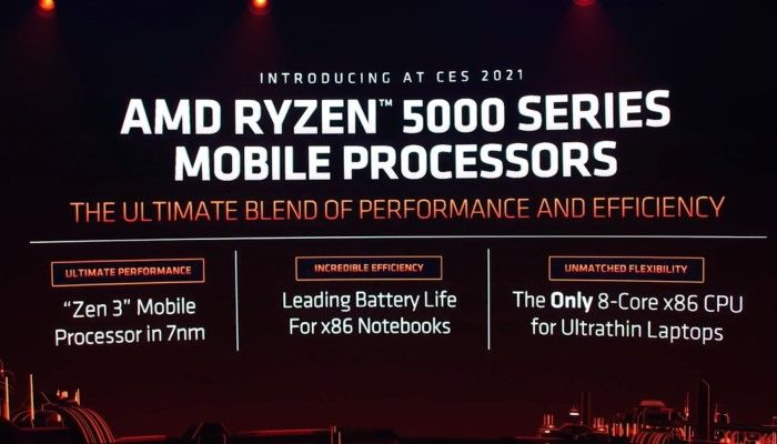 AMD Announces New Mobile Processors
