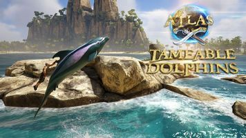 Atlas Patch 520.12 Brings Tameable Dolphins
