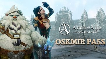 ArcheAge Unchained ArchePass Season 8: Oskmir Now Live