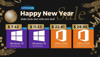 Make A Fresh Start with New Deal On Windows 10 Pro for only $7.43 (SPONSORED)