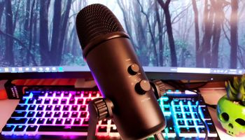 Movo UM700 Desktop Microphone Review