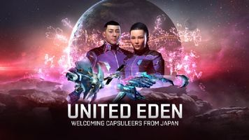 EVE Online's United Eden Celebrations Are Live Through January 26
