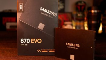 Samsung 870 EVO Review