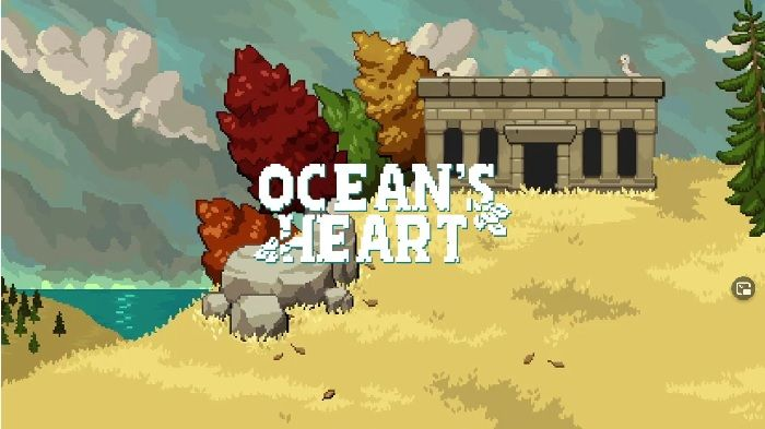 Pixel-Art Action RPG, Ocean's Heart, Hits Steam and GOG