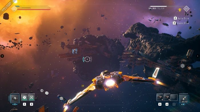 Everspace 2 Launches into Early Access on GeForce Now