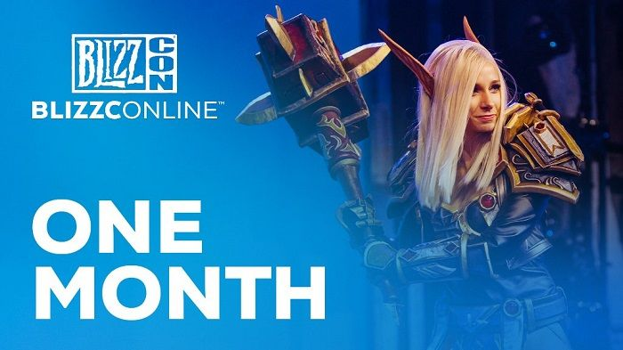 Blizzard Invites you to BlizzCon February 19th - 20th