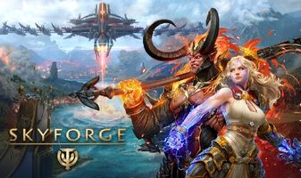 Skyforge Nintendo Switch Receives New Trailer Ahead of February 4 Release
