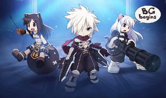 Ragnarok Online Update Brings Battlegrounds