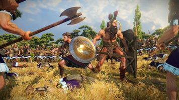 Ajax & Diomedes Faction Pack Available Now in Total War Saga: Troy