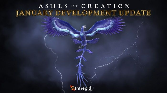 Ashes of Creation Live Stream Discusses Next Playtest, Biomes, More