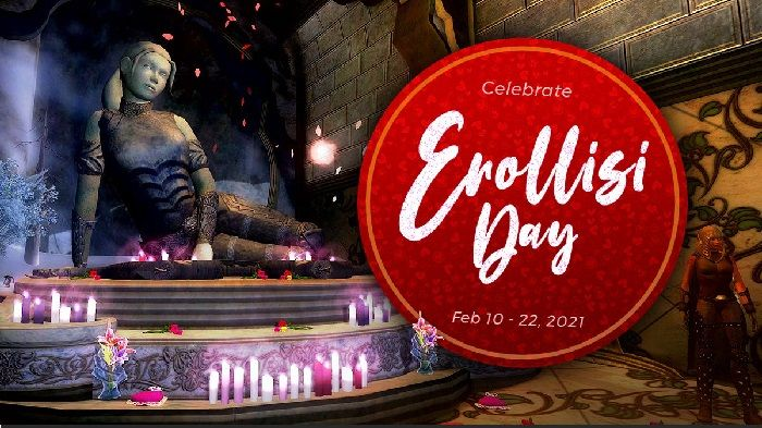 Erollisi Day Returns to EverQuest II This Wednesday