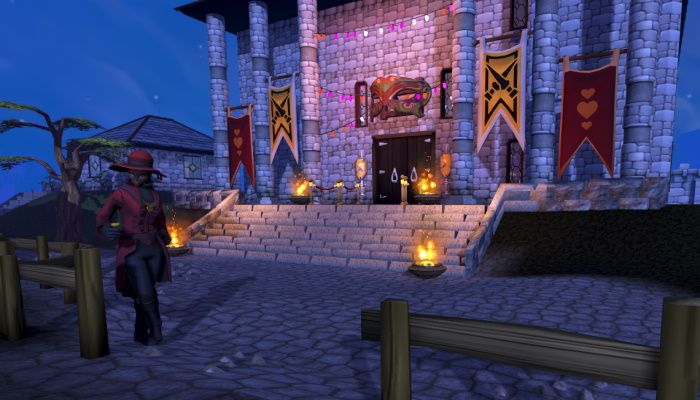 RuneScape Adds Valentine's Quest This Week As Old School Version Continues Equipment Balance Plans