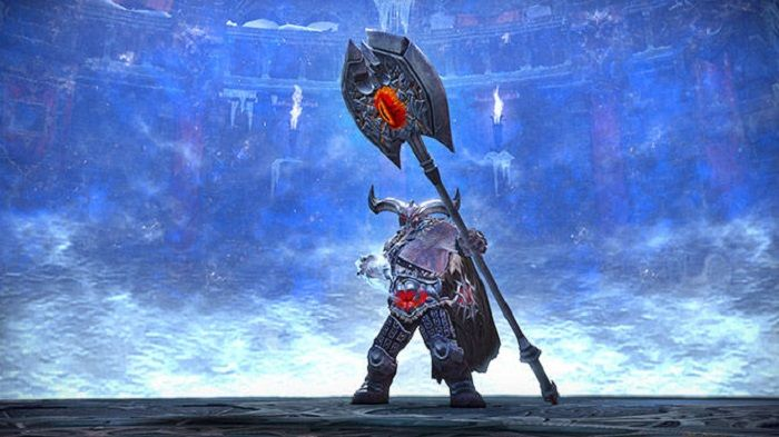TERA Online Previews Gardan of the Ice in Patch 103