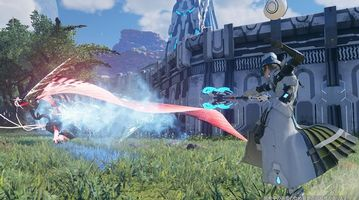 Phantasy Star Online Details Some of the Classes Headed to New Genesis