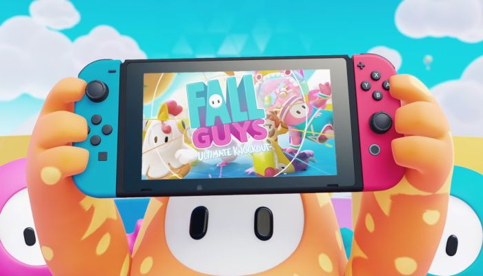 Fall Guys Ultimate Knockout Is Coming To Nintendo Switch This Summer