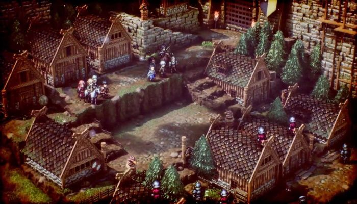 Square Enix Announces Project Triangle Strategy From The Octopath Traveler Team, Demo Available Now