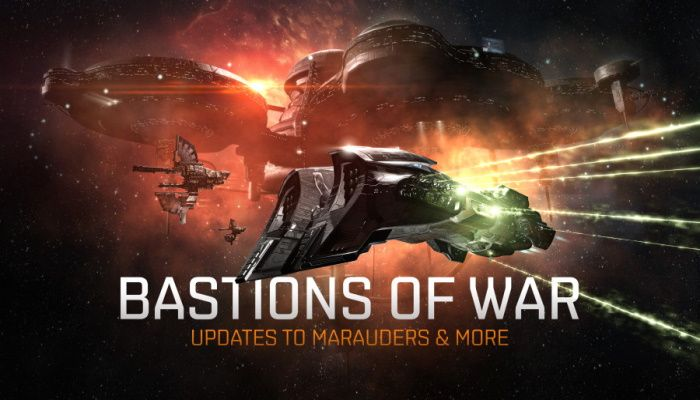 EVE Online Is Bringing The Damage With Its Bastion Of War Update