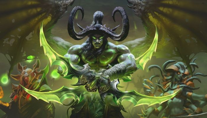 Burning Crusade направляется в World of Warcraft Classic |  MMORPG.com