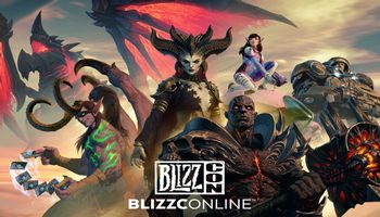 BlizzConline 2021 Is Now Live - Watch Here