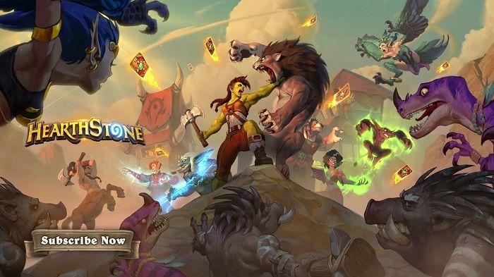 Hearthstone объявляет Год Грифона — принесет с собой новое дополнение, сотни новых карт и многое другое |  MMORPG.com