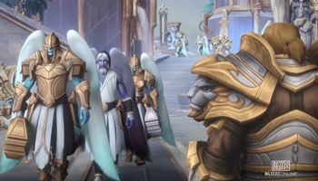 Here's Everything Announced At The BlizzConline Opening Ceremony