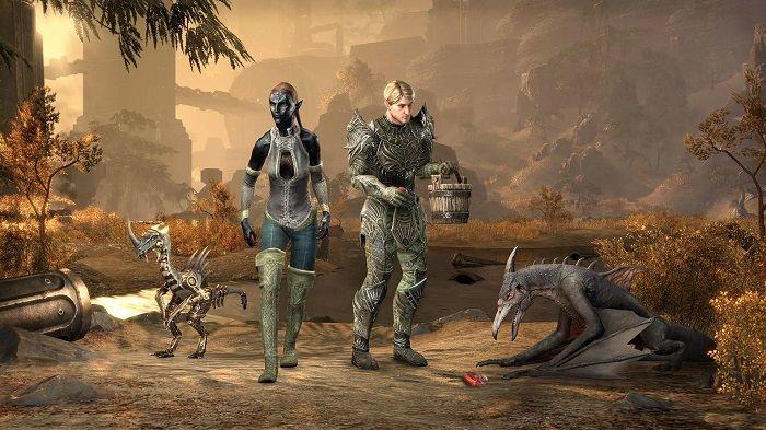 Elder Scrolls Online планирует получить бонусные награды во время празднования Трибунала 25 февраля    MMORPG.com