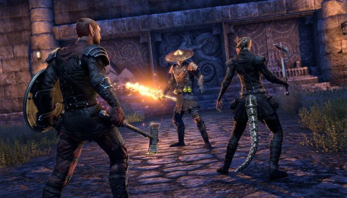 The Elder Scrolls Online Previews Black Drake Villa, Coming In Flames Of Ambition DLC