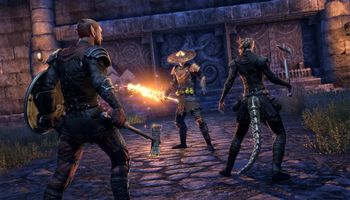The Elder Scrolls Online Previews Black Drake Villa, Coming In Flames Of Ambition DLC