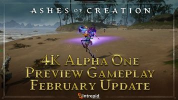 Ashes of Creation Shows Off Alpha Gameplay in Latest Dev Stream