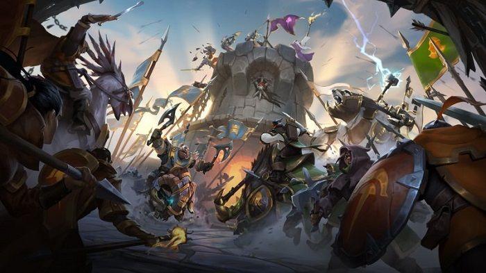 Обновление «Призыв к оружию» Albion Online выходит 17 марта |  MMORPG.com