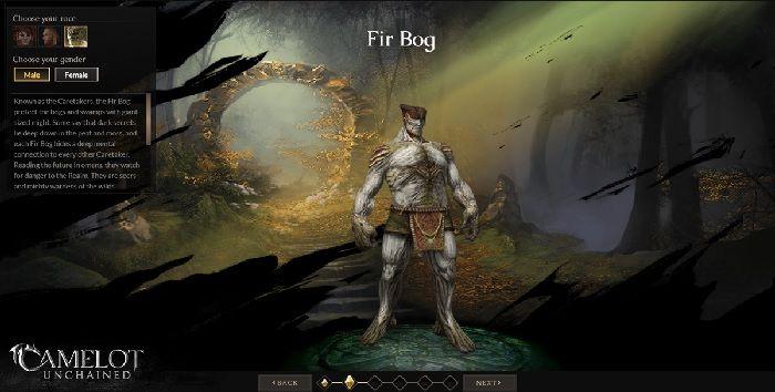 Еловые болота добавлены в экспериментальный патчер Camelot Unchained |  MMORPG.com