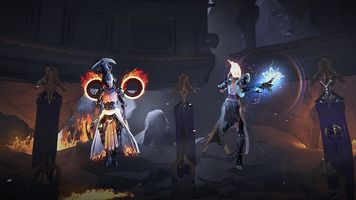MMO Reroll - Skyforge
